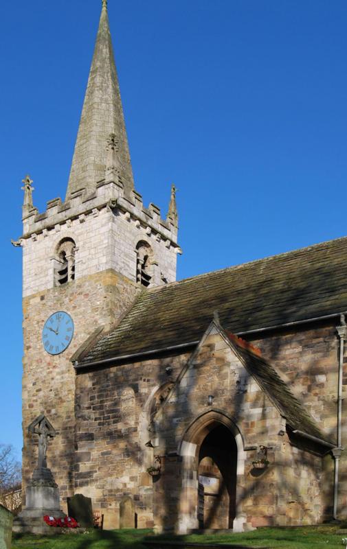 ledsham church4